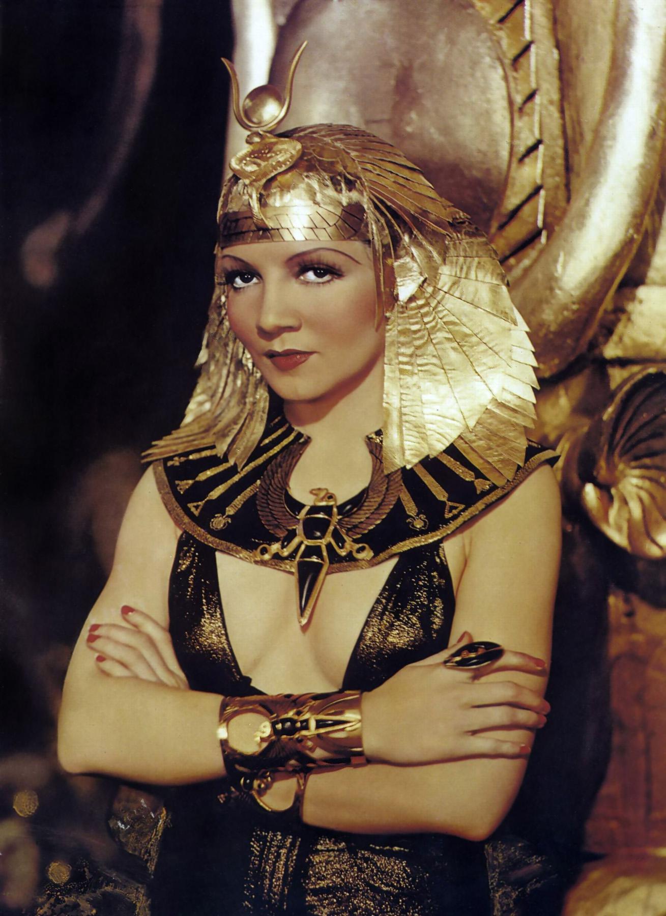 Colbert Claudette (Cleopatra)