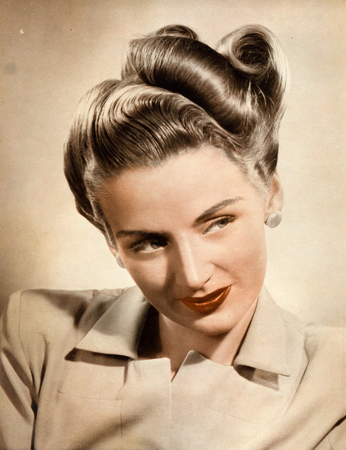 1940s Hairstyles-foto 1