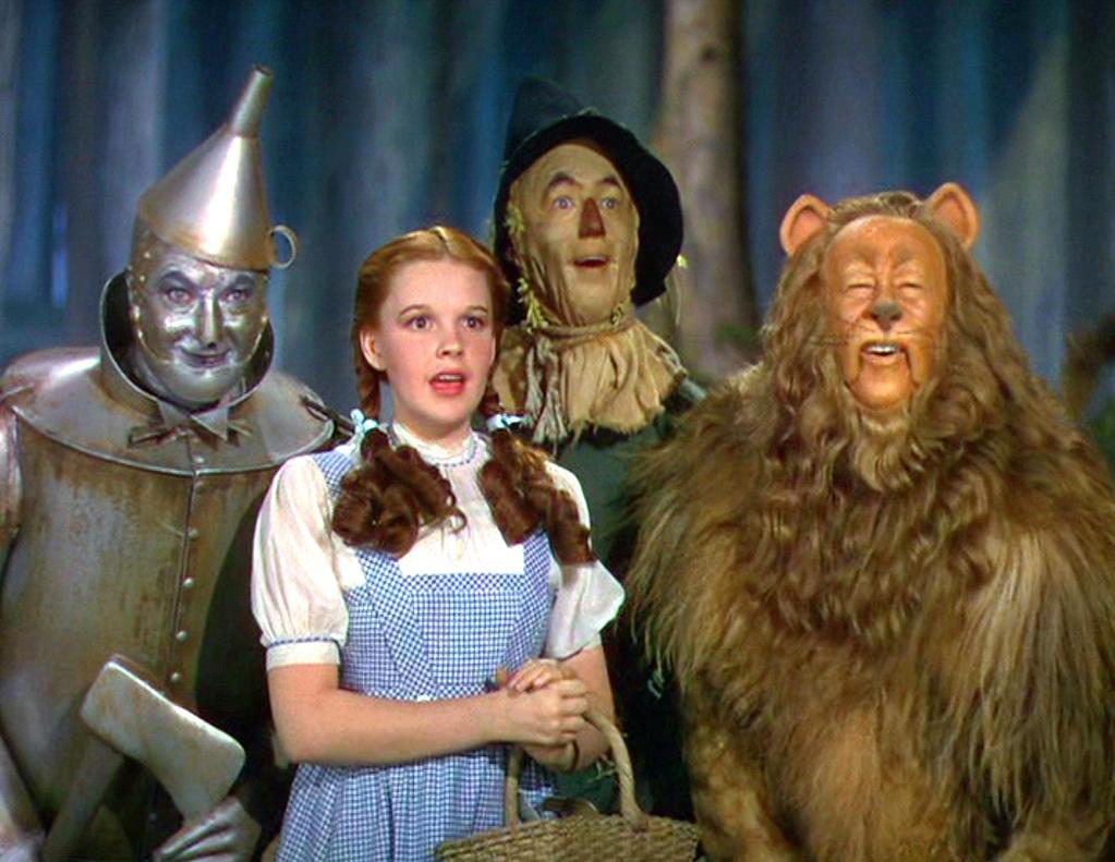 The-Wizard-of-Oz-Tin-Man-Dorothy-Lion-Scarecrow