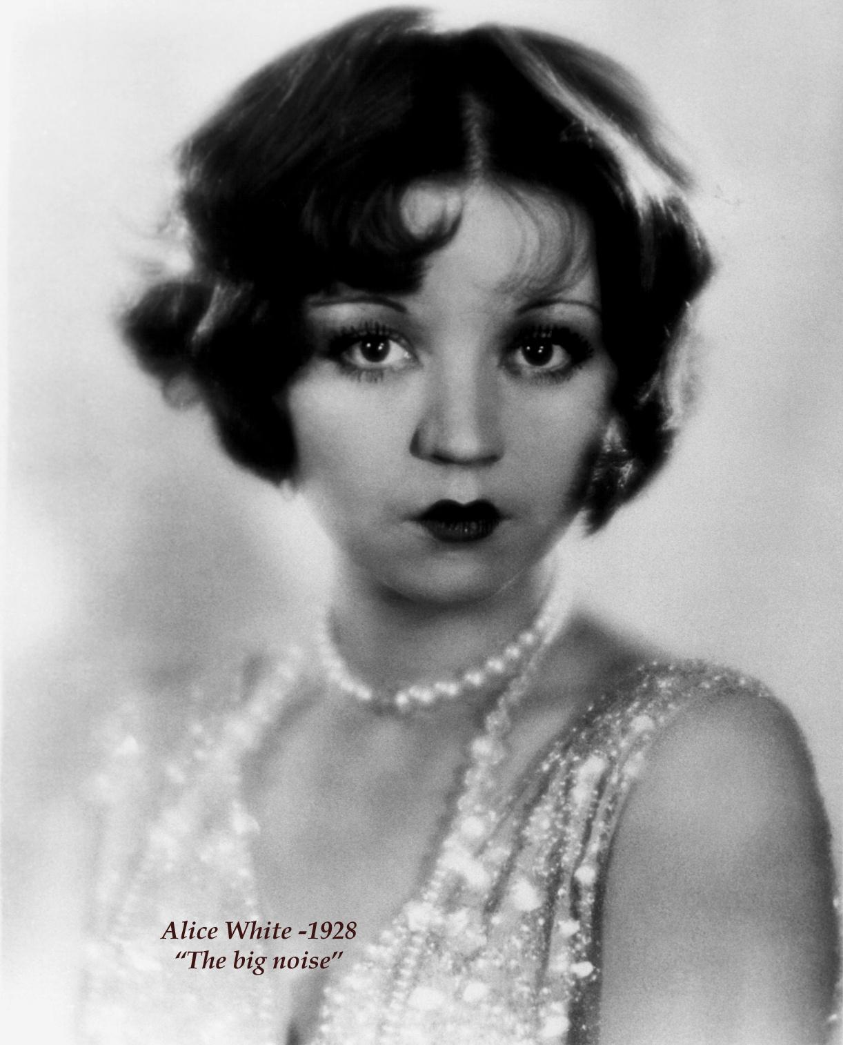 Alice White-