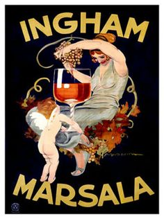 marsala wine old ad