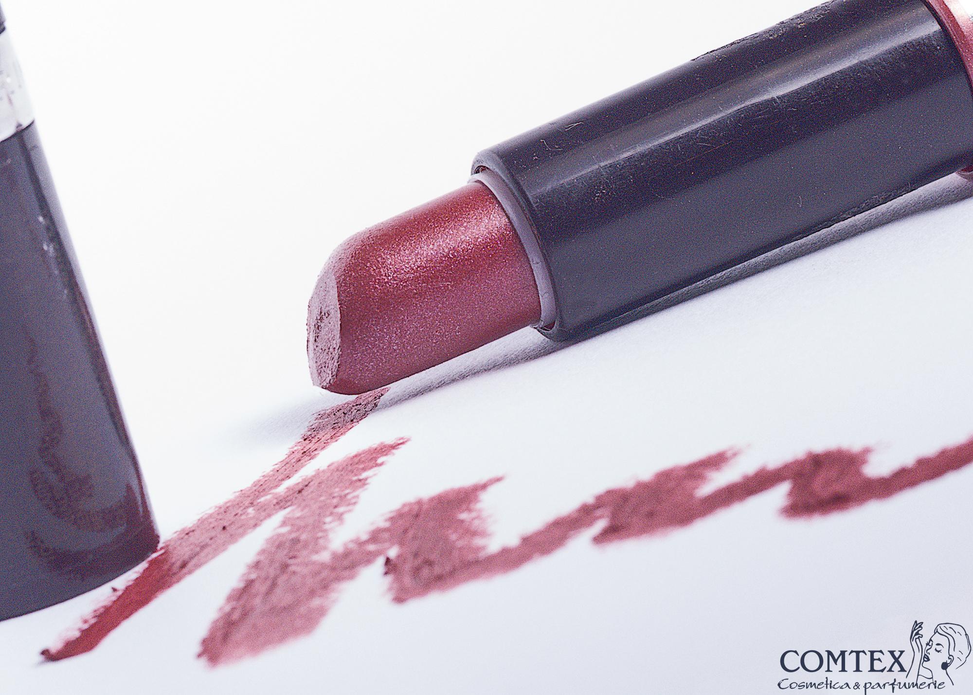 De La Rimmel London, Un Ruj In Tonuri Asemanatoare Marsala, Lasting Finish Lipstick, De Tinuta Lunga, Nr.046
