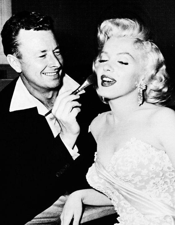 Marilyn Monroe si Allan Whitey Snyder